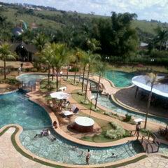 Photo taken at Thermas Olímpia Resort by Debora S. on 6/16/2012