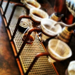 Photo taken at Ritual Coffee Roasters by Adron H. on 5/22/2012