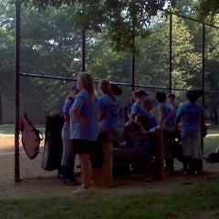 Photo taken at Mann Park by Audra K. on 6/21/2012