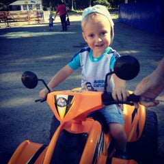 Photo taken at Детский Парк В Ценре by Танюша С. on 8/21/2012
