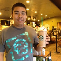 Photo taken at Starbucks by Shelly V. on 4/16/2012