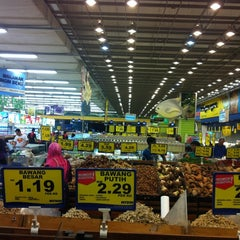 Photo taken at Mydin Mall by Iqbal M. on 2/26/2012