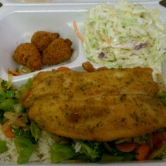 Photo taken at Haysville Fish Co. by J.D. P. on 4/5/2012