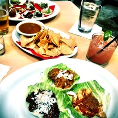 Photo taken at Lotería Grill by Louise S. on 6/26/2012