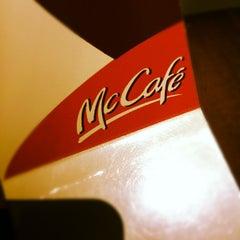 Photo taken at McCafé by Antonio Q. on 4/6/2012