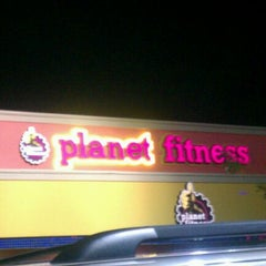 Photo taken at Planet Fitness by Kyle T. on 8/17/2012