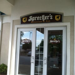 Photo taken at Sprecher's Restaurant & Pub by Dave B. on 5/30/2012