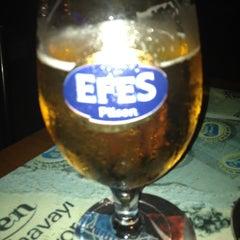 Photo taken at Sindoman Bar by Sinem on 8/30/2012