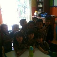 Photo taken at Colegio Don Bosco by Julio Cesar on 3/1/2012