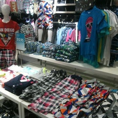 Photo taken at H&M by Chris W. on 6/3/2012