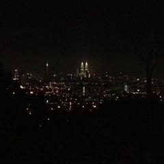 Photo taken at Bukit Ampang by Abe Piey on 4/27/2012