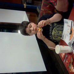 Photo taken at Taco Bell by Angela S. on 5/2/2012