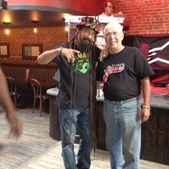 Photo taken at The Lighthouse Café by Edward P. on 7/8/2012