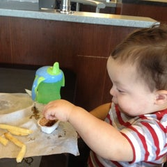 Photo taken at Burger King® by Sandra P. on 4/30/2012