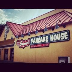 Photo taken at The Original Pancake House by Laura C. on 7/7/2012