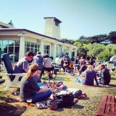 Photo taken at Park Chalet Garden Restaurant by Grantland C. on 5/28/2012