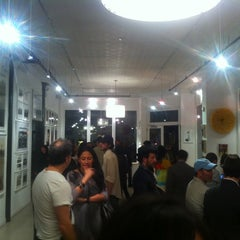 Photo taken at Clic Gallery + Bookstore by naveen on 3/15/2012