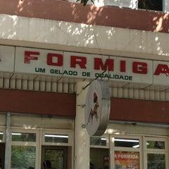 Photo taken at Formiga Sorveteria by Deyse L. on 3/25/2012