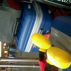 Photo taken at Orlando International Baggage Claim by Jéssica M. on 9/1/2012