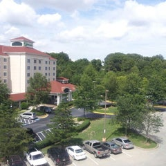 Photo taken at Hyatt Place Atlanta Airport-South by Barron R. on 8/31/2012