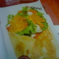 Photo taken at KFC by Elena T. on 3/21/2012