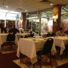 Photo taken at sahara restaurant Best Mediterranean food In Brooklyn NY by Bill L. on 6/8/2012