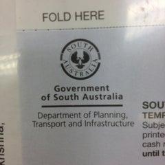 Photo taken at Service SA Customer Service Centre by Parameshwara P. on 7/11/2012