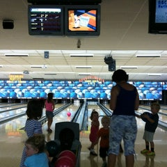 Photo taken at ABC North Lanes by Jeff C. on 7/6/2012