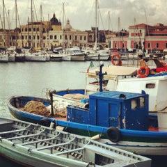 Photo taken at Porto di Catania by Maik L. on 9/13/2012