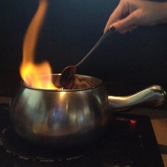 Photo taken at The Melting Pot by Chris M. on 6/15/2012