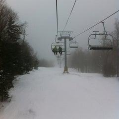 Photo taken at Bolton Valley Resort by Josh F. on 3/3/2012