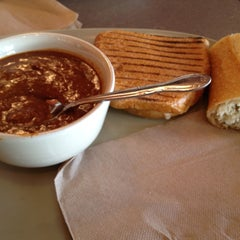 Photo taken at Panera Bread by DéAnna R. on 3/10/2012