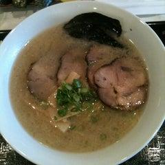 Photo taken at Ramen Sanpachi by meru on 5/12/2012