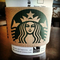 Photo taken at Starbucks Coffee by Alfonso Daniel G. on 4/14/2012