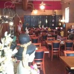 Photo taken at Thai Blossom by Jason B. on 6/23/2012