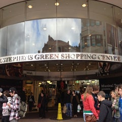 Photo taken at St Stephen's Green Shopping Centre by Boat K. on 6/16/2012
