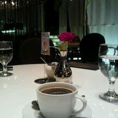 Photo taken at Café de JURA by Monica B. on 7/5/2012