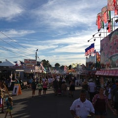 Photo taken at Sussex County Fair Grounds by Eddies R. on 8/6/2012