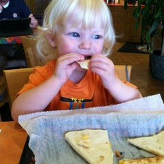 Photo taken at Tropical Smoothie Cafe by Kerri B. on 8/17/2012