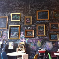 Photo taken at Melt Sandwich Shoppe by Sarah H. on 5/25/2012