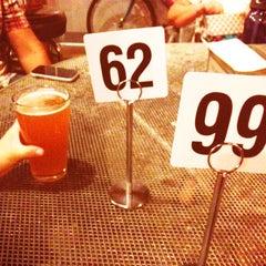 Photo taken at Moe's BBQ by Leonardo D. on 4/1/2012
