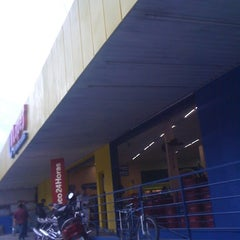 Photo taken at Supermercado Lopes by Daniel R. on 7/15/2012