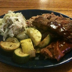 Photo taken at Sonny Bryan's Smokehouse by Joel W. on 8/10/2012