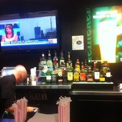 Photo taken at Heineken Bar by Logan S. on 4/30/2012