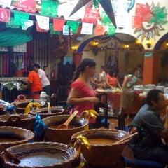 Photo taken at La Parrilla Cancun by Jose C. on 6/3/2012