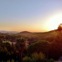 Photo taken at Galena Mas Comangau Hotel Begur by Frank N. on 7/31/2012