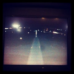 Photo taken at Air France - Flight AF 7 by Mariana S. on 7/19/2012