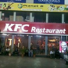 Photo taken at KFC by Rahul M. on 7/22/2012