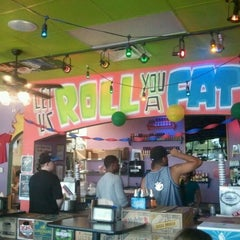 Photo taken at Tijuana Flats by Brian A. on 3/29/2012