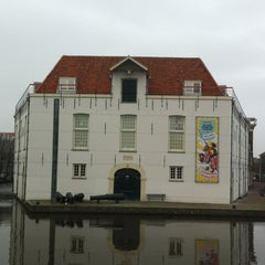 Photo taken at Legermuseum by Elsbeth D. on 3/2/2012